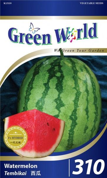Green World Watermelon