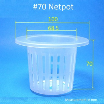 My Urban Growers Net pot #70 (10 pieces)