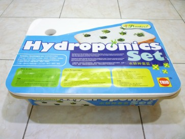 Hydroponics Set (New Trio)