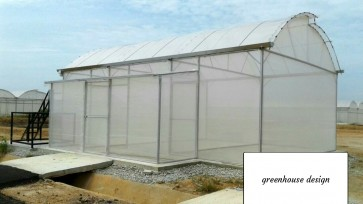 Greenhouse design and build services / Reka bentuk dan membina rumah hijau (Rumah Pelindung Hijau)