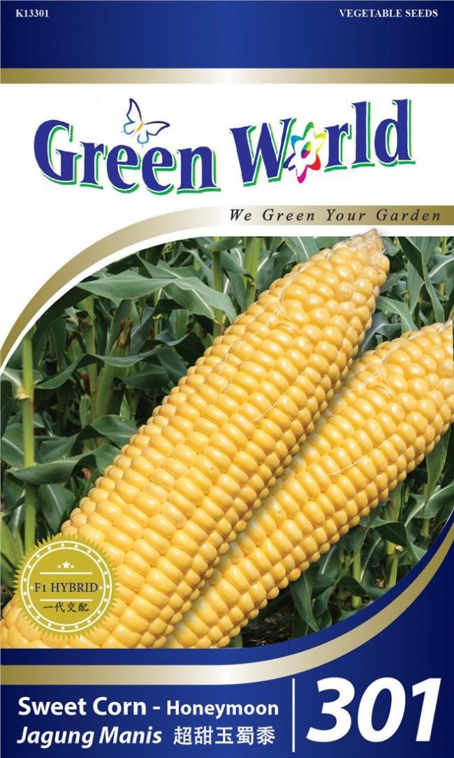Green World Sweet Corn Honeymoon