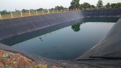 Pond hdpe liner 2mx 50m x for Pond liner material