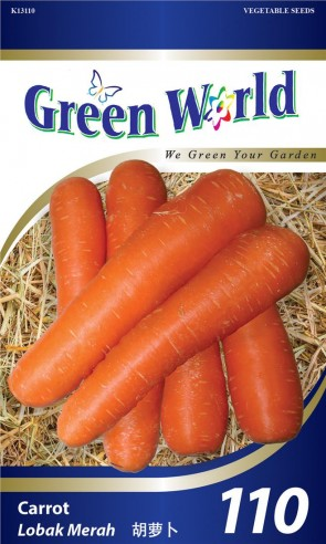 Green World Carrot