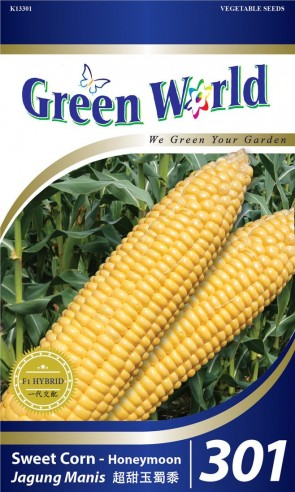 Green World Sweet Corn - Honeymoon