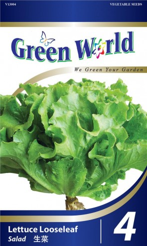 Green World Lettuce Looseleaf