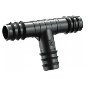 Irrigation Equal Tee (16mm/20mm) - 10 Pieces