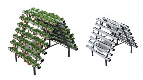 My Urban Growers - MUG1 (Full A frame NFT System - 5ft onwards)
