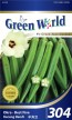 Green World Okra - Best Five